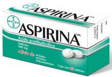 Não se deve utilizar aspirina ou ácido acetilsalicílico em tratamentos caseiros.