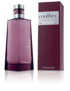 Perfume Malbec de O Boticário
