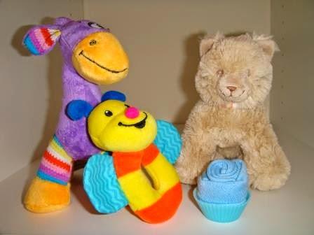Testes de segurança em produtos infantis baby