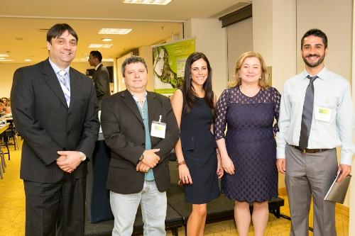 Palestrantes do Sustainable Cosmetics Summit Latin America 2014