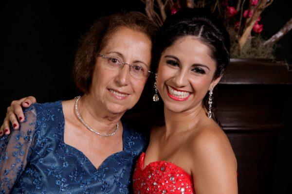 Mãe e filha falam sobre envelhecimento