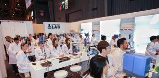 O Formulation Lab já é sucesso em outras edições da in-cosmetics.
