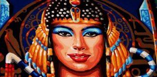 Na história dos cosméticos a pintura corporal é uma das formas mais antigas de expressão.