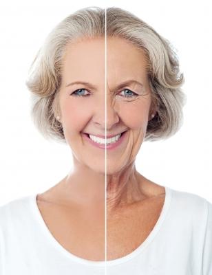 O uso de cosméticos ameniza ao menos temporariamente os efeitos do envelhecimento