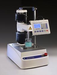 Texturômetro usado em cosméticos
