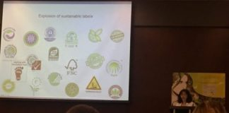 Sustainable Cosmetics Summit Latin America Palestra Cassia Agaya