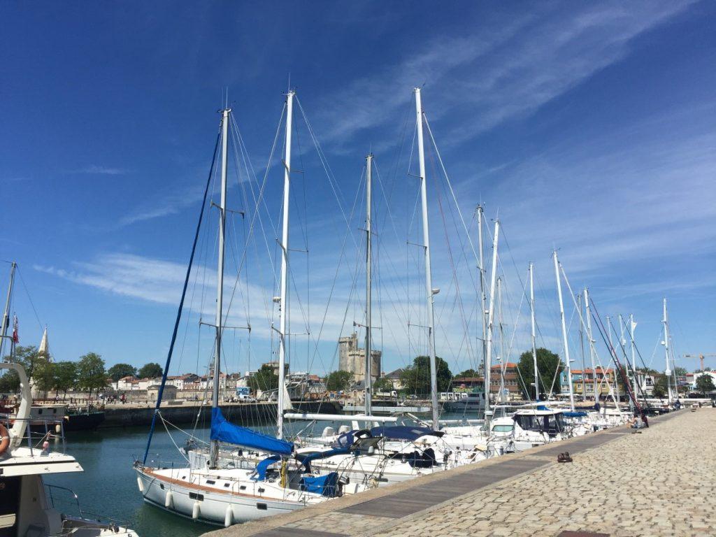 Pier em La Rochelle, França, onde aconteceu o ISGC 2017.