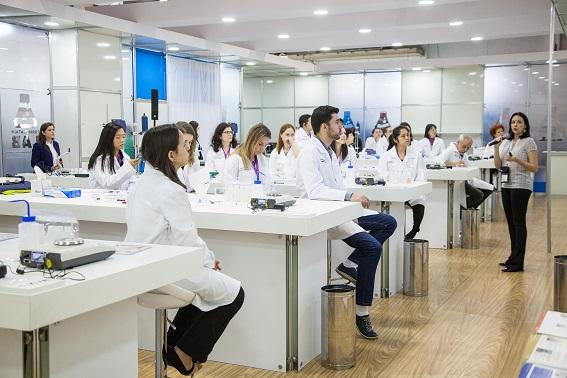 Expectativa para o formulation lab na in-cosmetics Latin America 2017