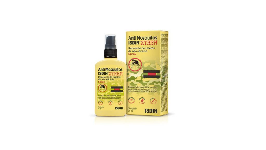 AntiMosquitos ISDIN XTREME Spray