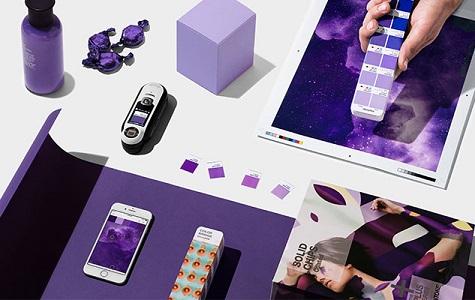 ultra violet nas embalagens cosméticas