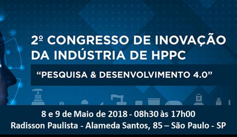 2 congresso de inovação da indústria de HPPC
