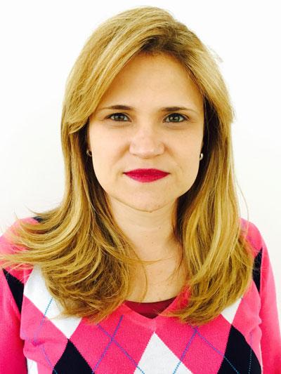 Patrícia Moreira – Gerente de produtos SkinCare da Chemyunion
