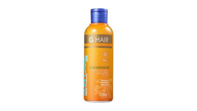G.Hair Condicionador Sun Care Praia e Piscina