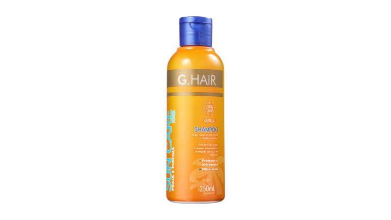 G.Hair Shampoo Sun Care Praia e Piscina