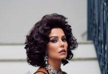 Deborah Secco por Ale Costa em baile do copacabana palace