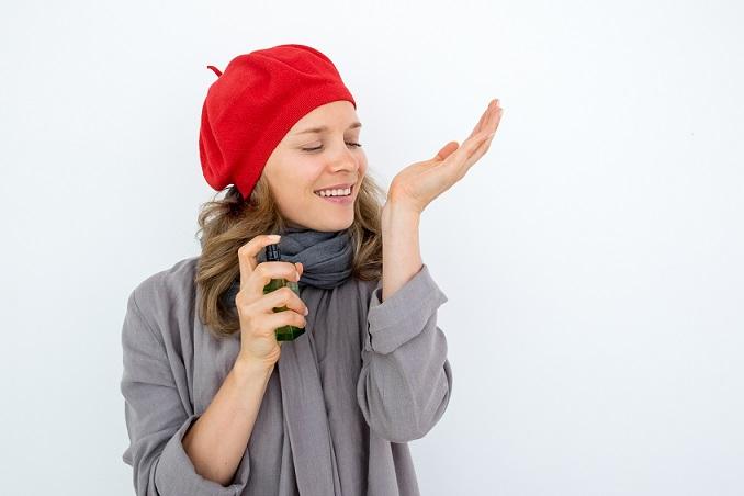 Perfumes reduzem o estresse