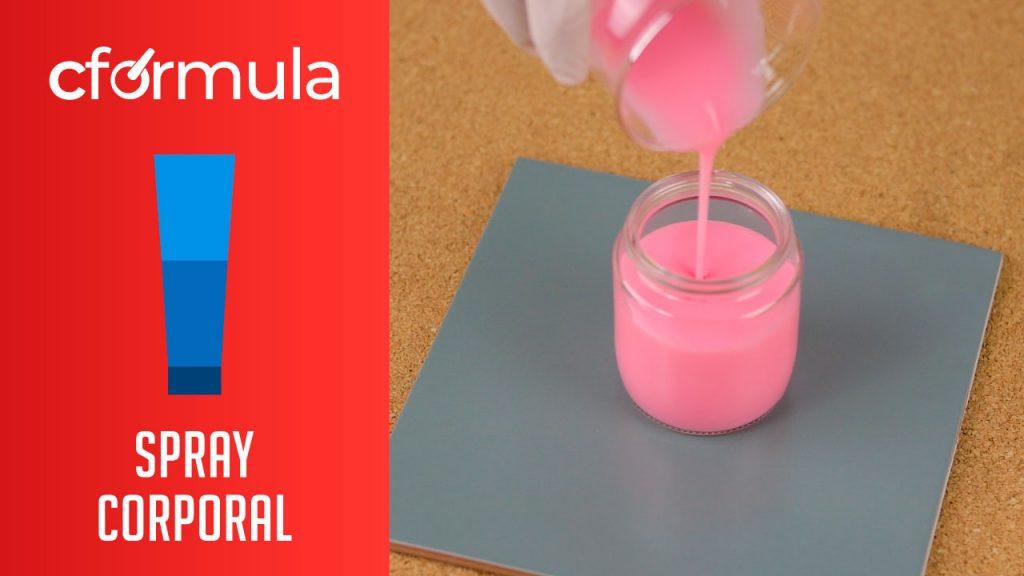 Como fazer Spray Corporal Hidratante fórmula FC0005