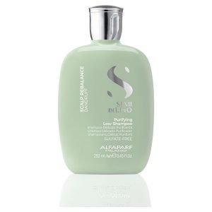 Alfaparf Milano Brasil lança Semi di Lino Scalp 20191104 semi di lino scalp purifyng low shampoo 300x300