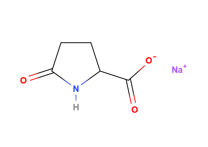 sodium pca Sodium PCA Sodium pca structural formula e1588462479446