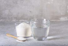 colágeno verisol deve ser diluído em água