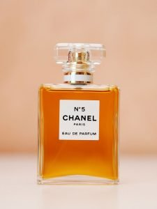 frasco chanel no 5
